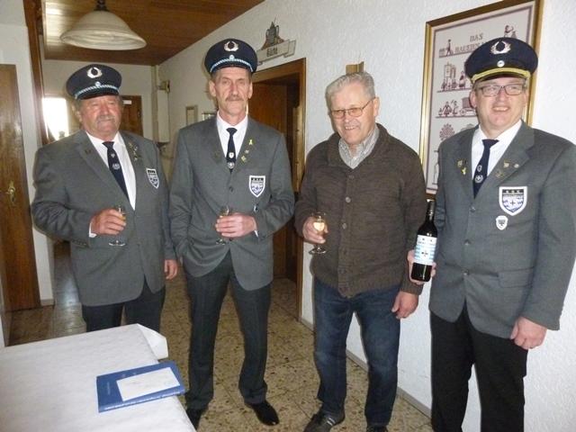 70. Geburtstag von Johann Oberhofer