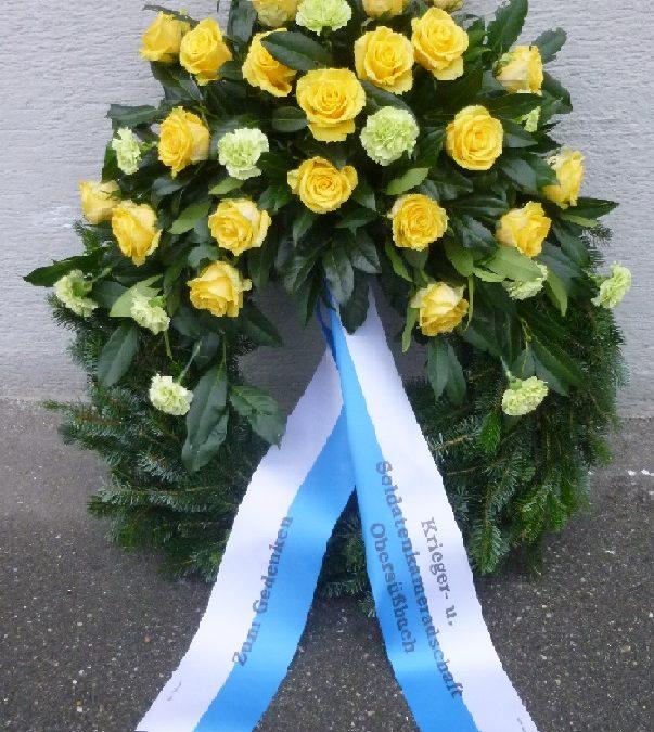 KSK feiert Kriegerjahrtag