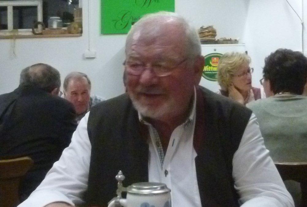 Schussmeister der KSK feiert seinen 70. Geburtstag