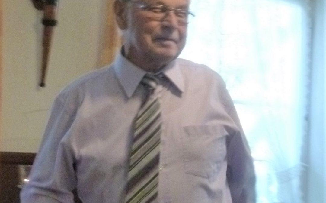 80. Geburtstag von Simon Haimerl